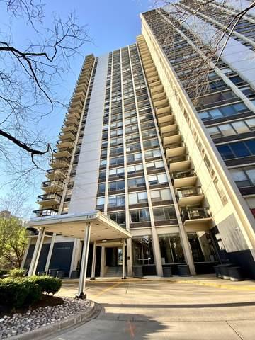 1360 N Sandburg Terrace #2105, Chicago, IL 60610 (MLS #11060217) :: Littlefield Group