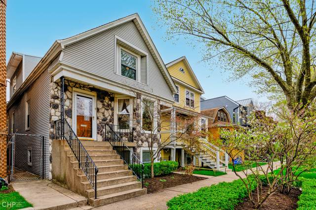 3631 N Leavitt Street, Chicago, IL 60618 (MLS #11060260) :: The Dena Furlow Team - Keller Williams Realty