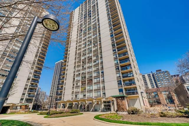 1355 N Sandburg Terrace #405, Chicago, IL 60610 (MLS #11060269) :: RE/MAX IMPACT