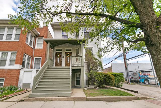 4017 N Kilbourn Avenue N, Chicago, IL 60641 (MLS #11060285) :: Helen Oliveri Real Estate
