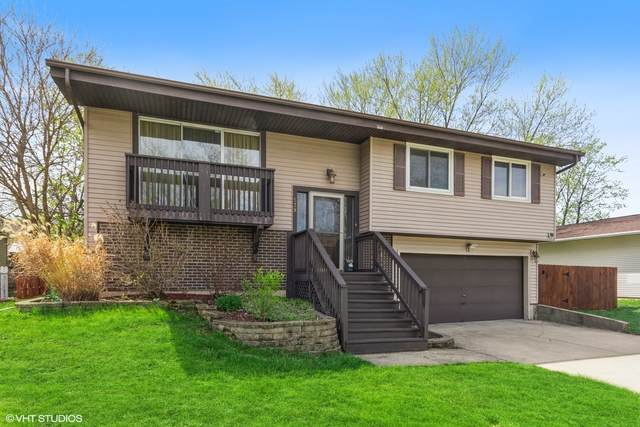 539 Emerson Circle, Bolingbrook, IL 60440 (MLS #11060321) :: The Perotti Group