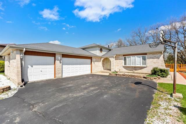 131 Churn Road, Matteson, IL 60443 (MLS #11060326) :: Carolyn and Hillary Homes