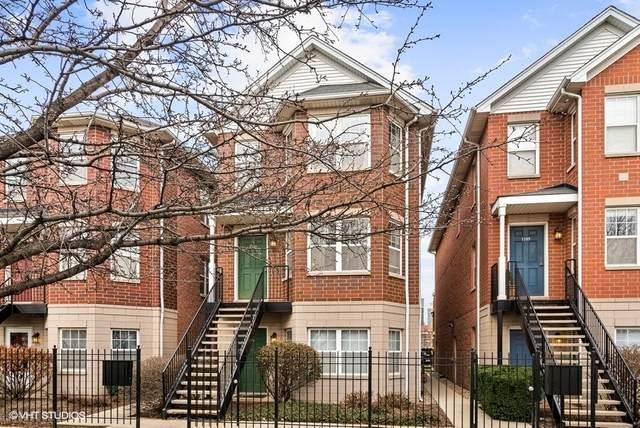 1107 N Crosby Street B, Chicago, IL 60610 (MLS #11060342) :: RE/MAX IMPACT