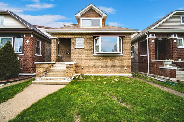 2835 Cuyler Avenue, Berwyn, IL 60402 (MLS #11060361) :: RE/MAX IMPACT