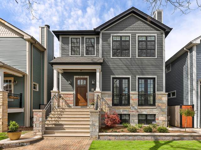 2030 W Fletcher Street, Chicago, IL 60618 (MLS #11060390) :: Touchstone Group