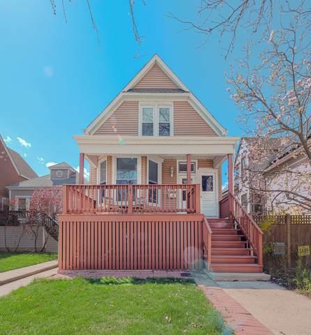 4210 N Ridgeway Avenue, Chicago, IL 60618 (MLS #11060409) :: RE/MAX IMPACT