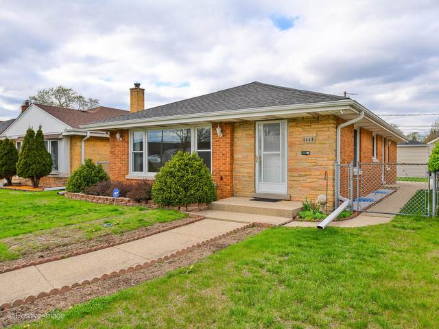 5448 Brummel Street, Skokie, IL 60077 (MLS #11060466) :: John Lyons Real Estate
