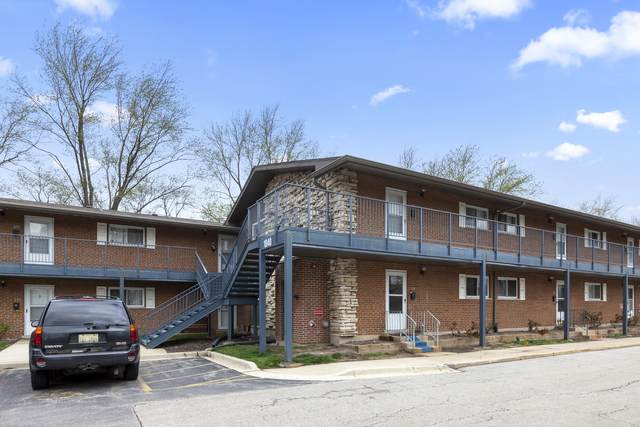 1840 W Hatherleigh Court 2A, Mount Prospect, IL 60056 (MLS #11060507) :: Littlefield Group