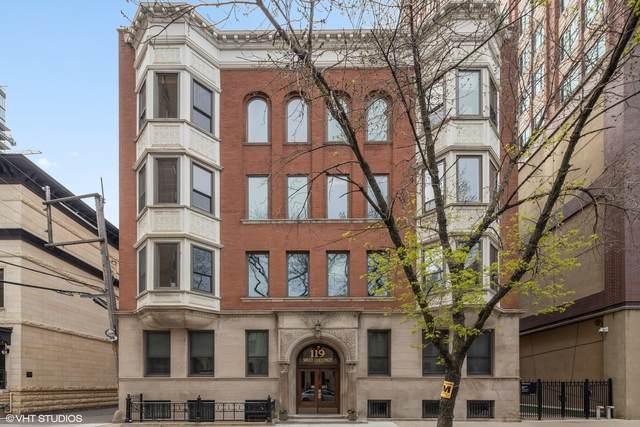119 W Chestnut Street 3W, Chicago, IL 60610 (MLS #11060549) :: RE/MAX IMPACT