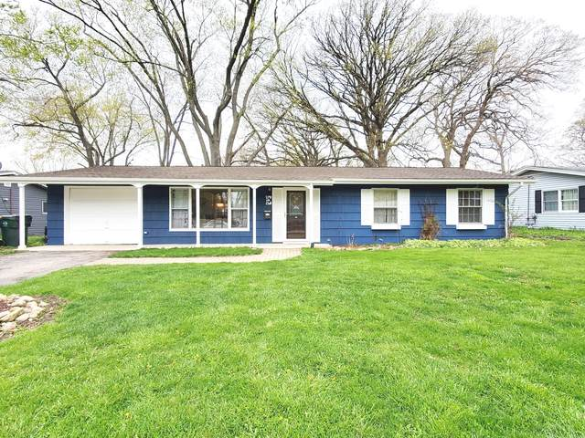 22 Greenbriar Road, Montgomery, IL 60538 (MLS #11060583) :: Helen Oliveri Real Estate