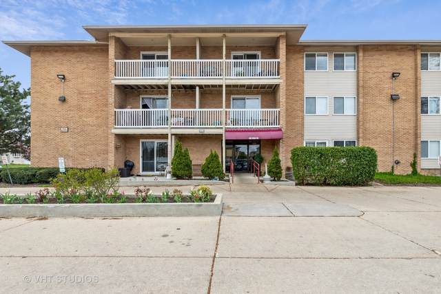 920 Beau Drive #308, Des Plaines, IL 60016 (MLS #11060609) :: Littlefield Group
