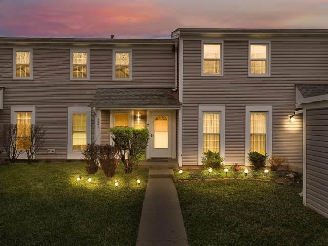 1285 Northampton Lane, Roselle, IL 60172 (MLS #11060625) :: Ryan Dallas Real Estate