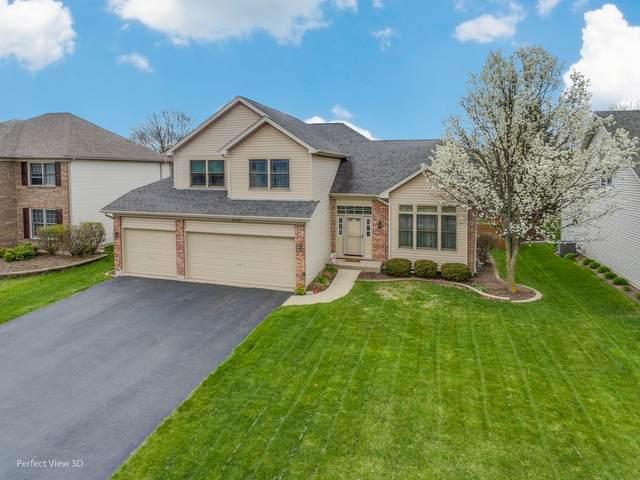 3148 Preakness Drive, Aurora, IL 60502 (MLS #11060644) :: Ryan Dallas Real Estate