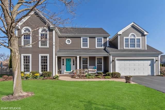 1001 Buckingham Drive, Wheaton, IL 60189 (MLS #11060651) :: Ryan Dallas Real Estate
