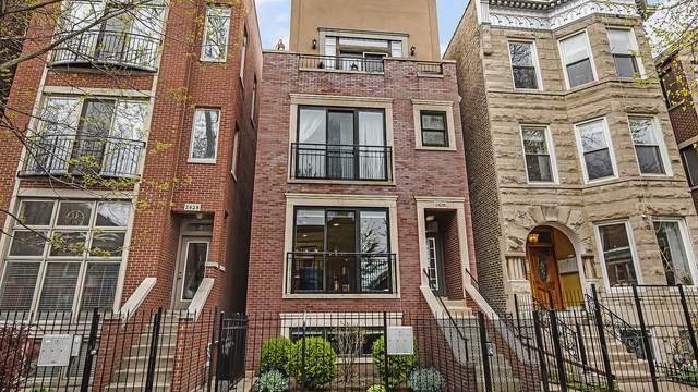 2426 W Cortez Street #1, Chicago, IL 60622 (MLS #11060655) :: The Perotti Group