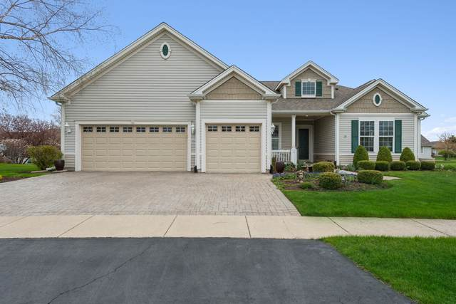 12987 Tall Grass Trail, Huntley, IL 60142 (MLS #11060672) :: Lewke Partners