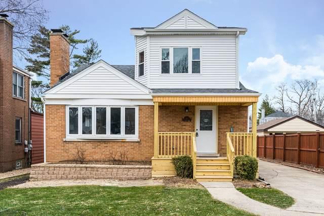 560 S Edgewood Avenue, Elmhurst, IL 60126 (MLS #11060677) :: Ryan Dallas Real Estate