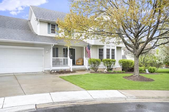 23703 W Vintage Knoll Drive, Plainfield, IL 60544 (MLS #11060679) :: Ryan Dallas Real Estate