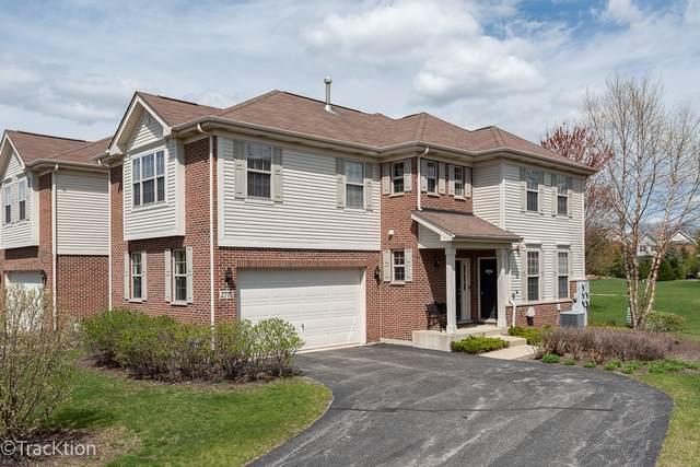 2772 Blakely Lane, Naperville, IL 60540 (MLS #11060723) :: Ryan Dallas Real Estate
