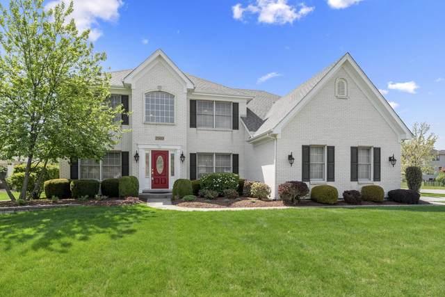 2503 Fox Boro Court, Naperville, IL 60564 (MLS #11060743) :: Helen Oliveri Real Estate