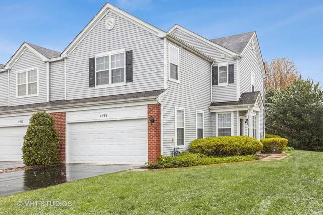 4934 Montauk Drive #4934, Plainfield, IL 60586 (MLS #11060798) :: Ryan Dallas Real Estate