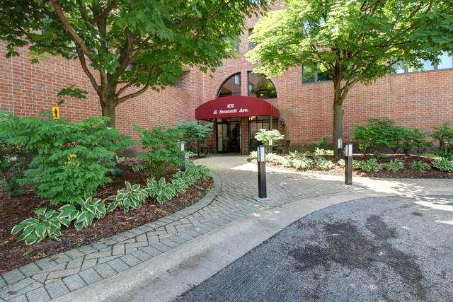 101 Summit Avenue #406, Park Ridge, IL 60068 (MLS #11060801) :: Littlefield Group