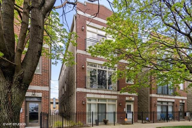 1606 N Nagle Avenue #3, Chicago, IL 60707 (MLS #11060831) :: Littlefield Group