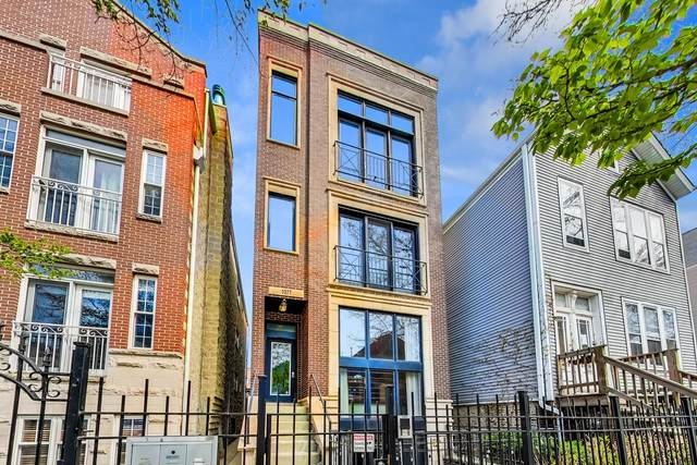 1077 N Hermitage Avenue #1, Chicago, IL 60622 (MLS #11060835) :: The Perotti Group