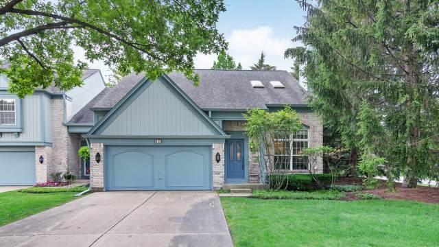 601 Cherbourg Court N, Buffalo Grove, IL 60089 (MLS #11060844) :: John Lyons Real Estate