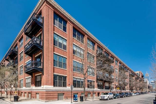 1040 W Adams Street #458, Chicago, IL 60607 (MLS #11060906) :: Littlefield Group