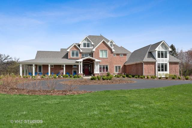 266 Donlea Road, Barrington Hills, IL 60010 (MLS #11060912) :: Helen Oliveri Real Estate