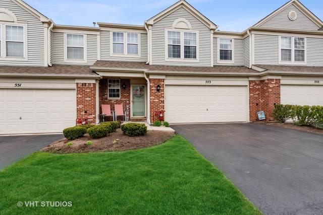 553 Woods Creek Lane, Algonquin, IL 60102 (MLS #11060920) :: Helen Oliveri Real Estate