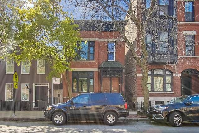 1742 N Sedgwick Street #1, Chicago, IL 60614 (MLS #11060923) :: The Perotti Group