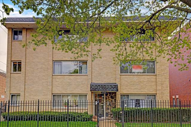 5543 N Campbell Avenue 2B, Chicago, IL 60625 (MLS #11061057) :: RE/MAX IMPACT