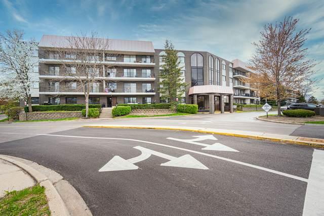 4901 Golf Road #206, Skokie, IL 60077 (MLS #11061097) :: Littlefield Group