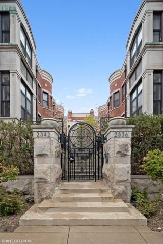 2340 W Wabansia Avenue E2, Chicago, IL 60647 (MLS #11061225) :: Carolyn and Hillary Homes