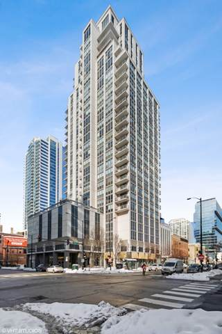 200 W Grand Avenue #2303, Chicago, IL 60654 (MLS #11061229) :: Carolyn and Hillary Homes
