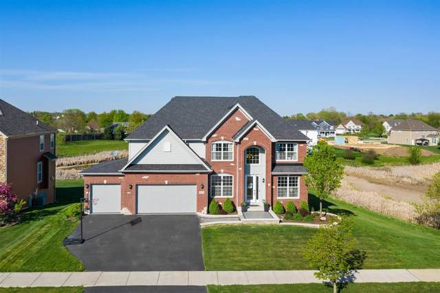 873 N Carly Circle, Yorkville, IL 60560 (MLS #11061247) :: Carolyn and Hillary Homes