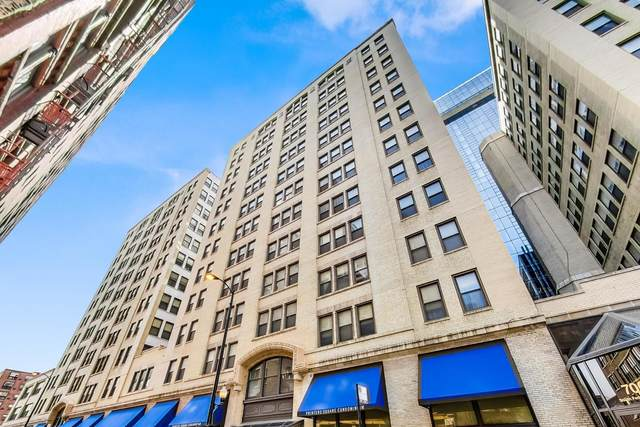 740 S Federal Street #505, Chicago, IL 60605 (MLS #11061285) :: Littlefield Group