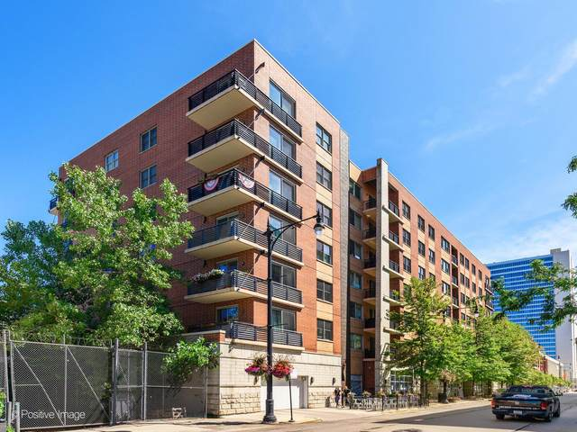 873 N Larrabee Street #704, Chicago, IL 60610 (MLS #11061321) :: BN Homes Group