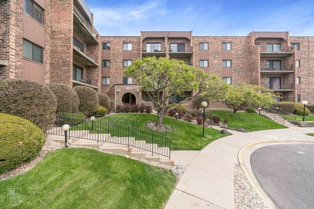 601 W Huntington Commons Road N #216, Mount Prospect, IL 60056 (MLS #11061378) :: RE/MAX IMPACT