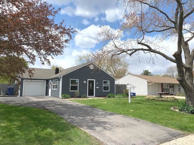 70 Paddock Street, Montgomery, IL 60538 (MLS #11061470) :: Helen Oliveri Real Estate