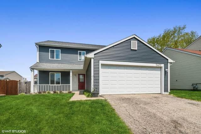 2422 Red Bud Lane, Aurora, IL 60502 (MLS #11061483) :: Carolyn and Hillary Homes