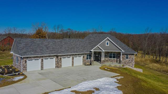 1064 W 137th Avenue, Crown Point, IN 46307 (MLS #11061506) :: O'Neil Property Group