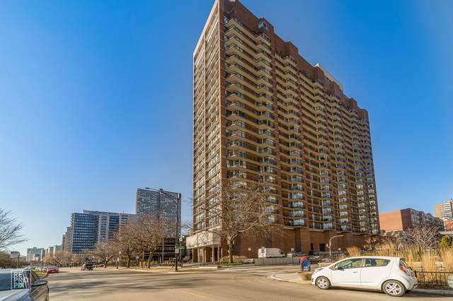 4170 N Marine Drive 14H, Chicago, IL 60613 (MLS #11061508) :: Carolyn and Hillary Homes