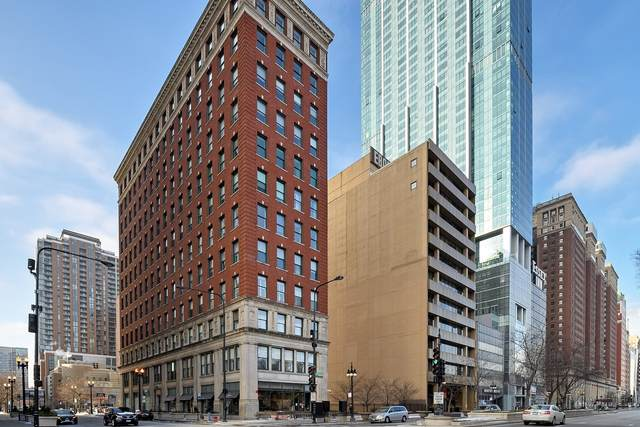 888 S Michigan Avenue #603, Chicago, IL 60605 (MLS #11061514) :: Carolyn and Hillary Homes