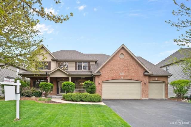 3816 Sunburst Lane, Naperville, IL 60564 (MLS #11061603) :: Helen Oliveri Real Estate