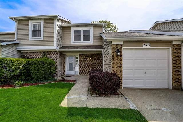 243 Coventry Court, Bloomingdale, IL 60108 (MLS #11061609) :: Littlefield Group