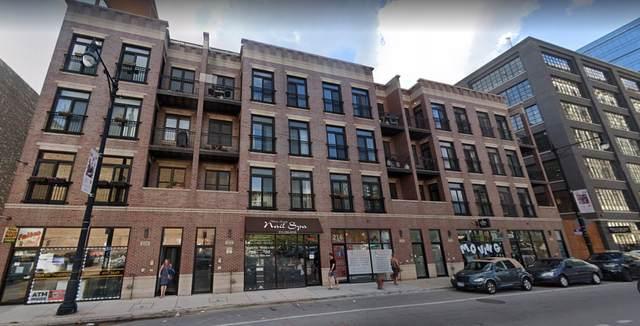 216 N Halsted Street, Chicago, IL 60601 (MLS #11061649) :: Helen Oliveri Real Estate