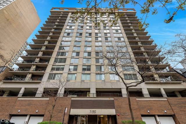 71 E Division Street #401, Chicago, IL 60610 (MLS #11061691) :: BN Homes Group